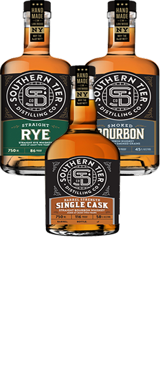 SOUTHERN TIER BOURBON WHISKY