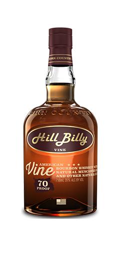 Hillbilly Vine Bourbon
