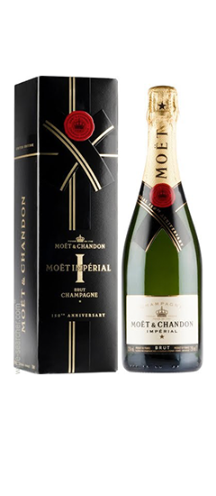 Moet & Chandon Imperial 150th Bottle