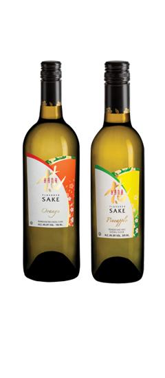 Hana Orange & Pineapple Flavored Sake