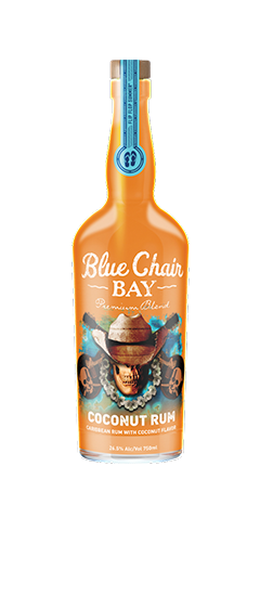 Blue Chair Bay Commermorative Bottle