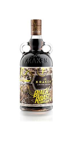 The Kraken Black Roast Coffee Rum
