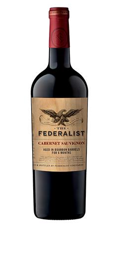 The Federalist Cabernet Bourbon Barrel