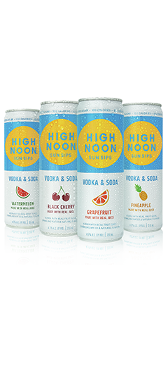High Noon Sun Sips Variety 12 Pack