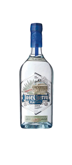 Jose Cuervo de la Familia Platino tequila