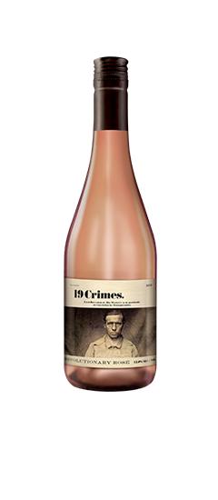 19 Crimes Rosé