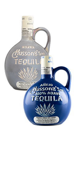 Hussong Silver & Anejo Tequila