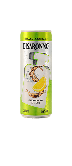 Disaronno Cans