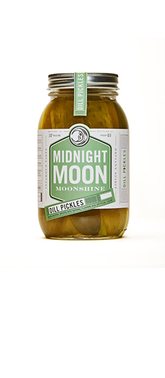 Midnight Moon Dill Pickle