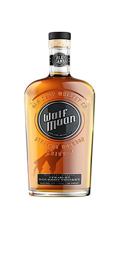 Wolf Moon Bourbon Whiskey