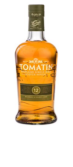 Tomatin Dualchas Highland Single Malt Scotch Whiskey