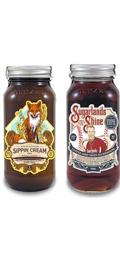 Sugarlands Banana Pudding Appalachian Sippin' Cream & Chipper Jones Sweet Tea