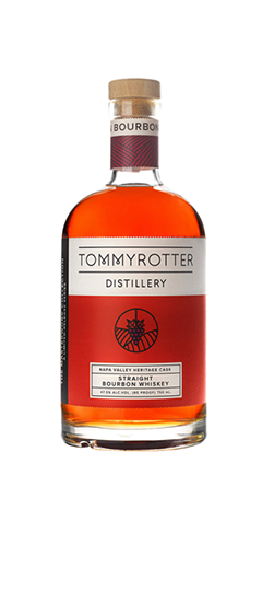 Tommy Rotter Heritance Straight Bourbon Whiskey