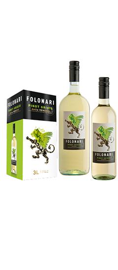 Folonari Pinot Grigio, Montepulciano, Chianti and More!