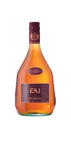 E&J Spiced Brandy