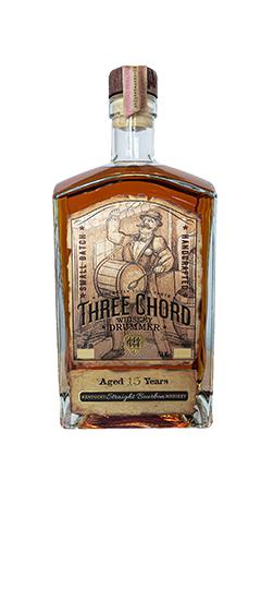Three Chords Whiskey Dummer