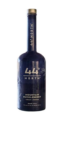 44 North Huckleberry Cream